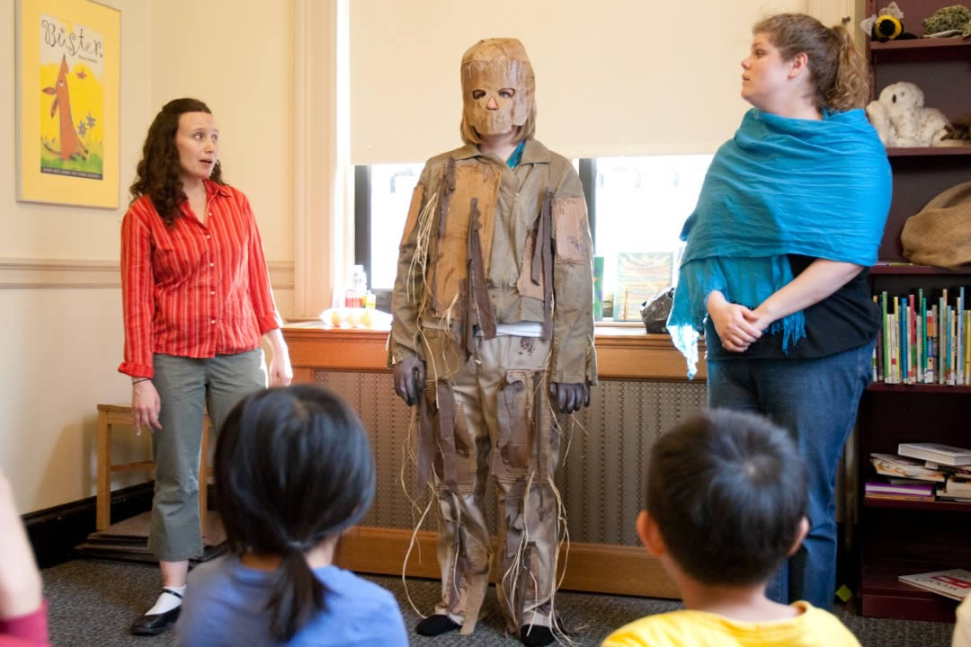 49 - The Golem presented by Urban Stages with Mary Sheridan and Brooke Hoover