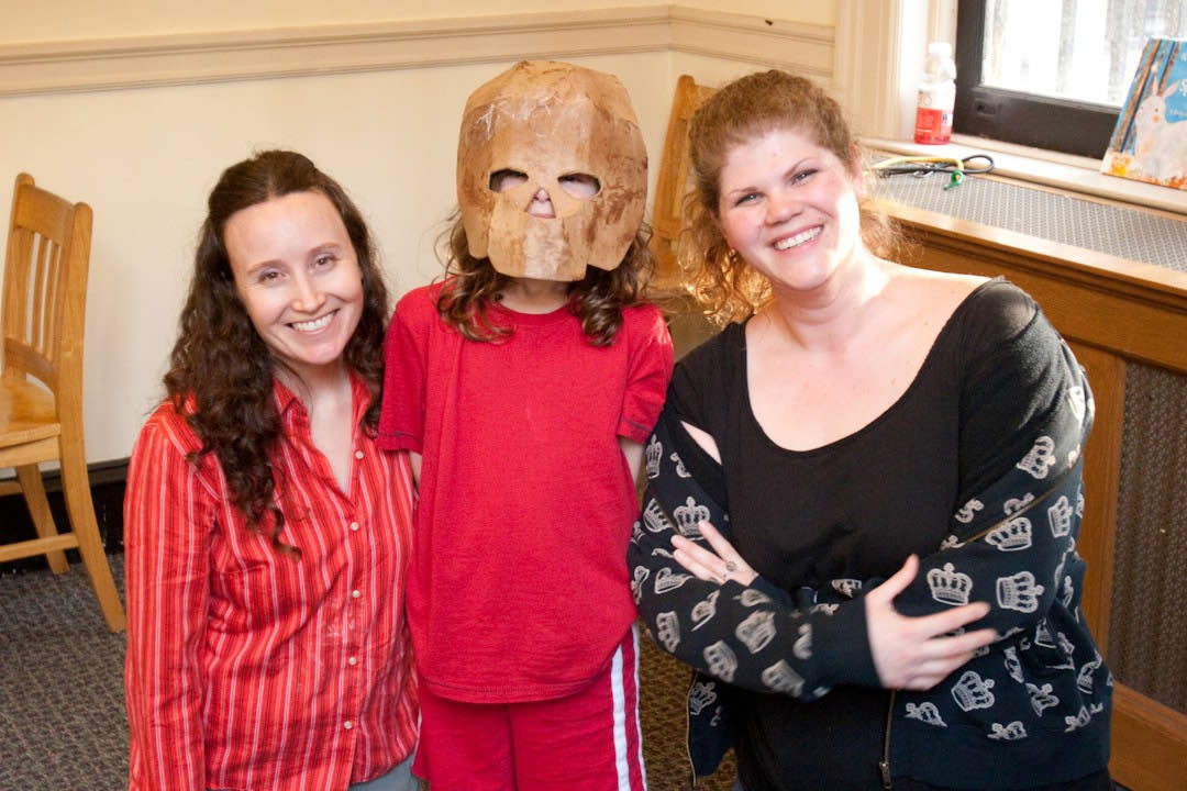 48 - The Golem presented by Urban Stages with Mary Sheridan and Brooke Hoover